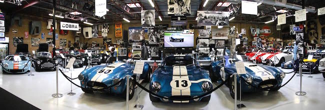 Shelby American Collection Boulder Colorado