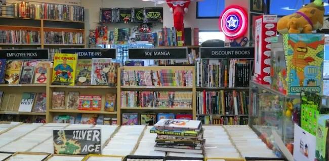 Time Warp Free Comic Book Day