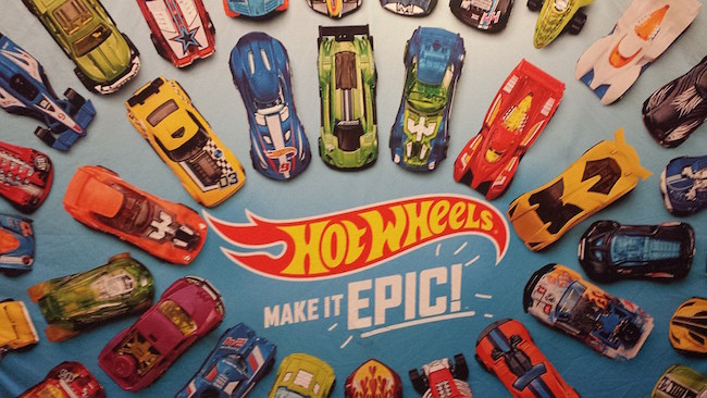 Hot Wheels Epic poster