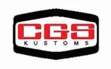 jim powers cgs kustoms logo