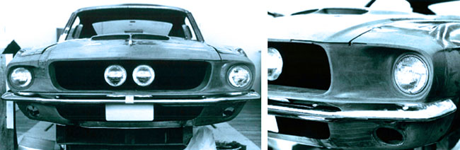 Charlie McHose Shelby Mustang Designer