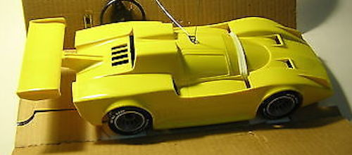 Cox Interceptor radio control r/c