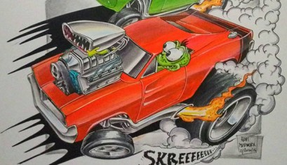 Hadi Rochmansyah cartoons magazine
