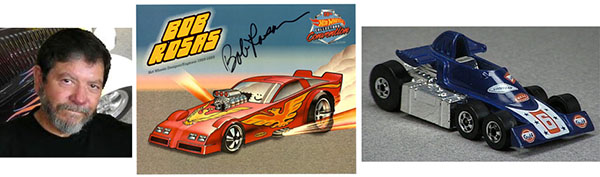 Hot Wheels Bob Rosas