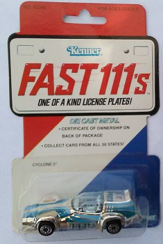 kenner fast 111's