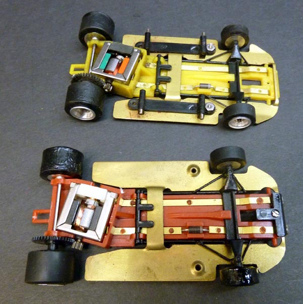 cox magnet traction slot cars