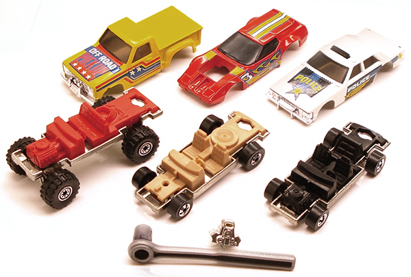 hot wheels body swappers