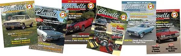 chevelle world magazine