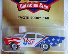 johnny lightning vote 2000 plymouth fury