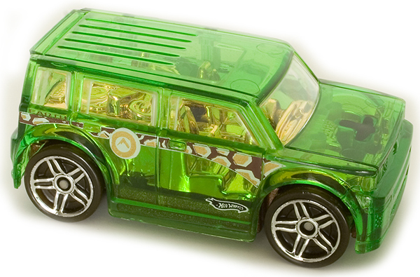 hot wheels scion xb