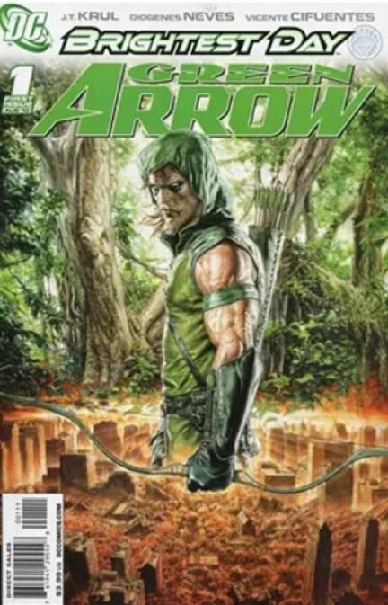 Green Arrow Brightest Day