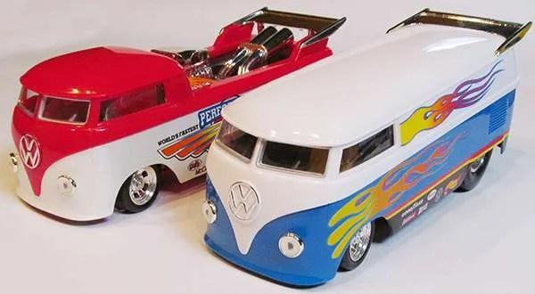 Hot Wheels Volkswagen Models Big Drag Hobbydb Blog Bus 1