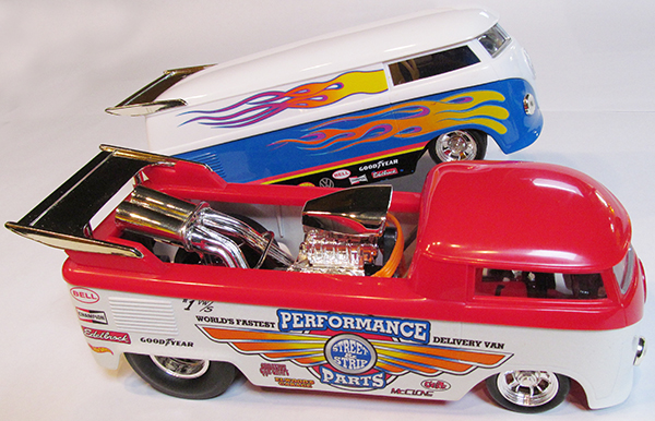 Hot Wheels Drag Pickup 1/18