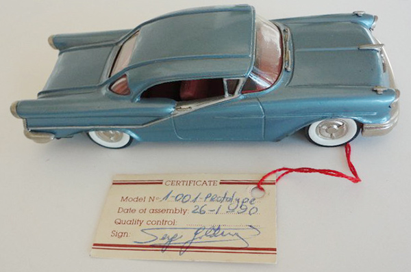 goldvarg collection 1957 oldsmobile