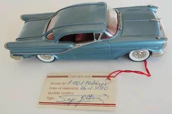 goldvarg collection 1957 oldsmobile