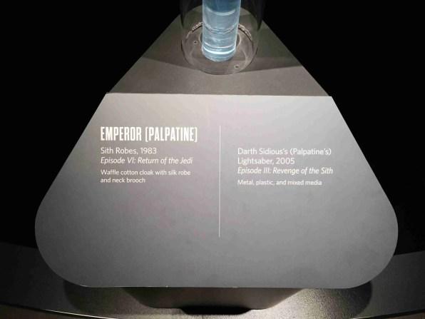 Emperor Lightsaber
