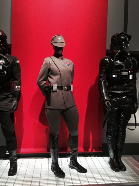 Imperial Officer Costume
