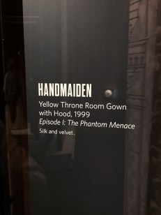 yellow handmaiden card