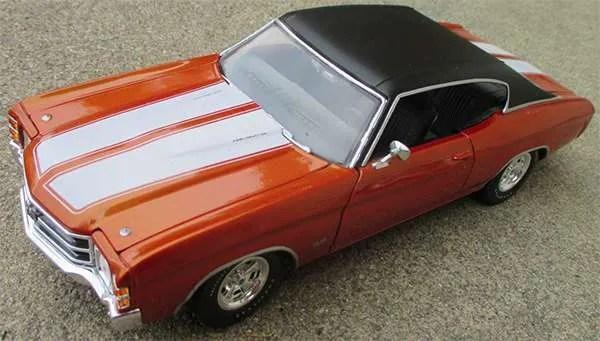 Maisto 1972 Chevelle SS