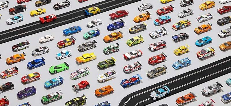 Slot Car Collection