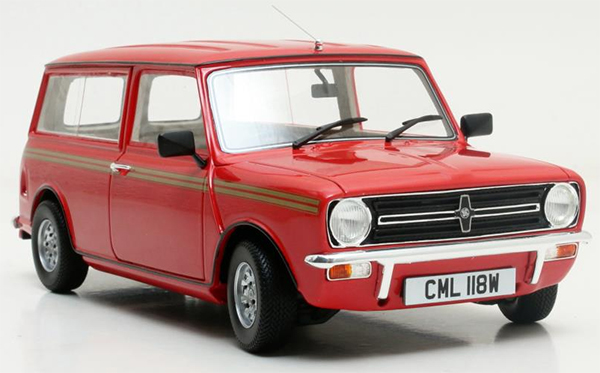 Cult Scale Models Mini Clubman