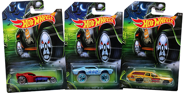 halloween hot wheels