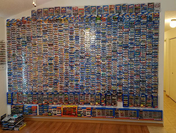 hot wheels error collection