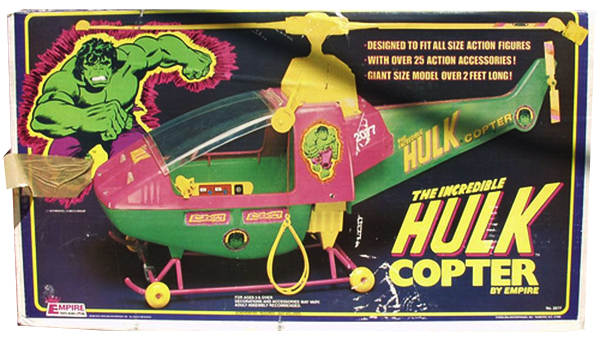 huld copter