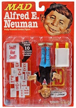 alfred e neuman action figure