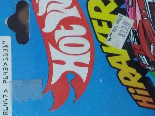 price sticker