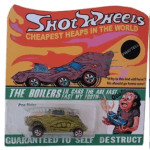 10 More Off-The-Beaten-Path, Obscure, Odd Model Car Brands