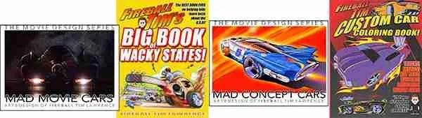 fireball tim books