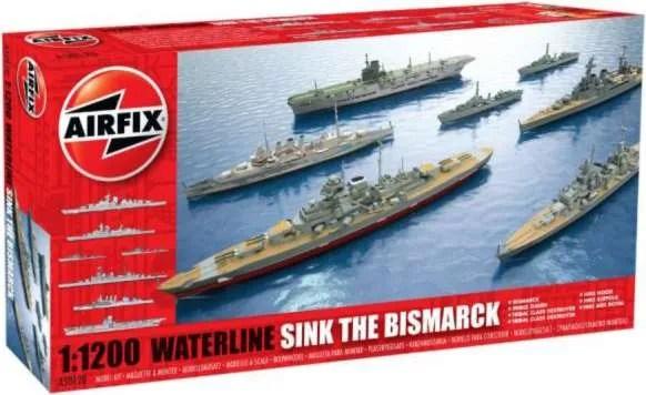airfix bismarck