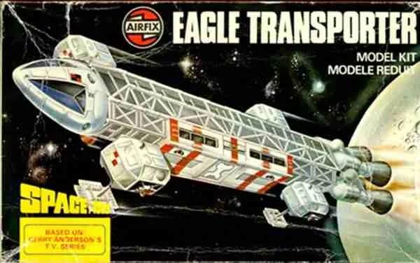 Airfix Space 1999