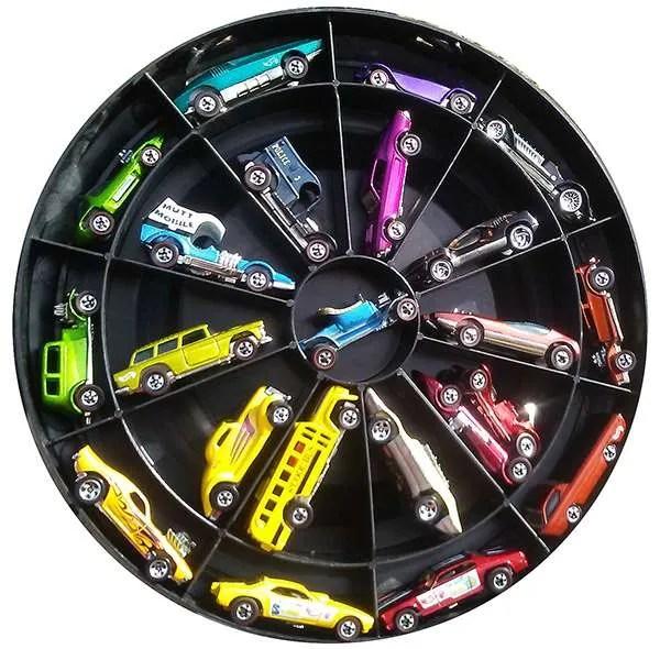 hot wheels vintage rally case