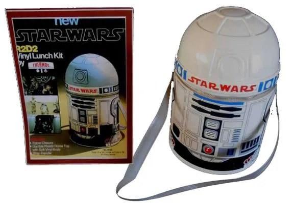 star wars r2d2 lunchbox