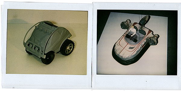 romash prototypes