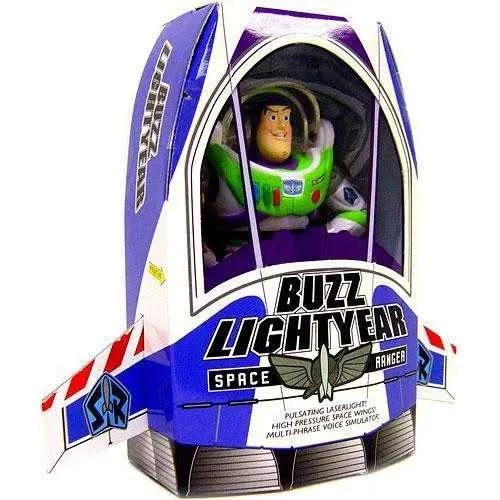 mattel Buzz Lightyear