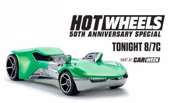 hot wheels history channel