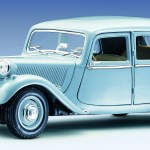 History Through Model Cars: Citroën Traction Avant