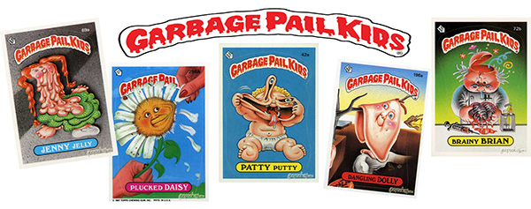 garbage pail kids complete
