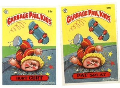 garbage pail kids all