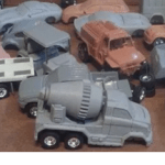 More Matchbox Prototypes With More Working Details