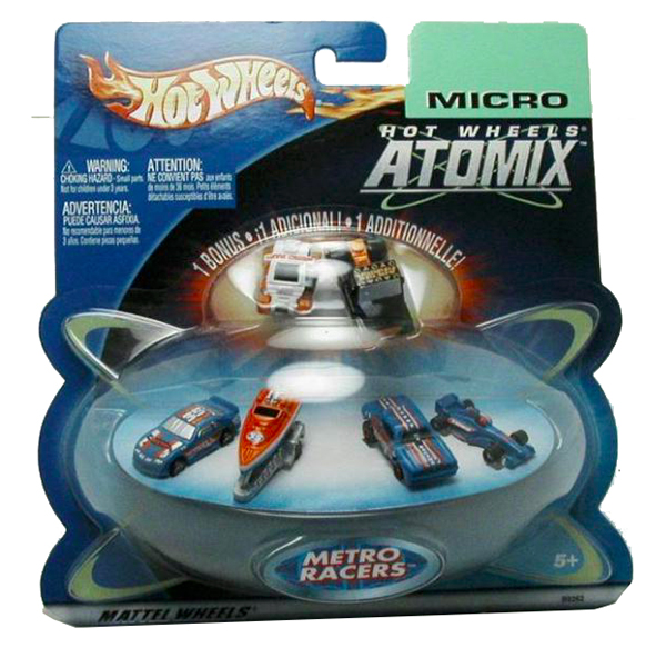 hot wheels atomix