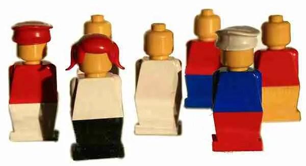 lego original minifigs