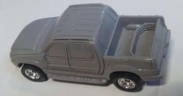 matchbox prototype ford explorer
