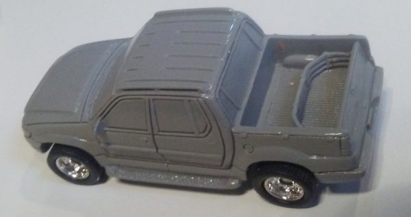 matchbox prototype ford explorer