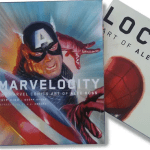 """""""Marvelocity"""" Covers The Marvel-ous Career of Alex Ross"""