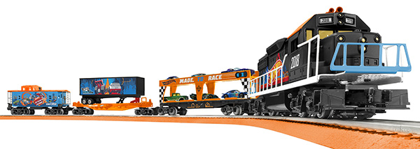 hot wheels 50th lionel train
