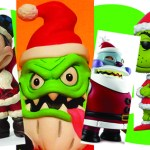 Hey, That's Not Santa! Collectibles in Claus Costumes